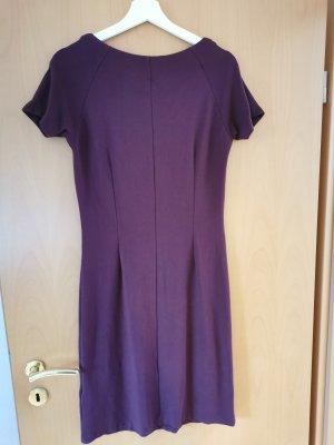 Weinrotes Kleid von Jackpot S