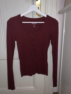 Hollister Geribd shirt veelkleurig