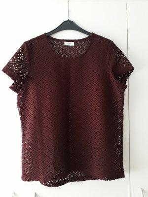 Jacqueline de Yong Crochet Shirt multicolored