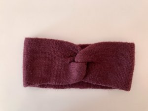 H&M Knitted Hat bordeaux