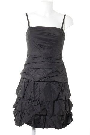 Weise Abendkleid schwarz Elegant