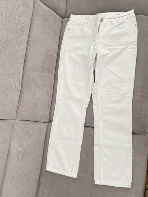 C&A Basics Spodnie biodrówki biały