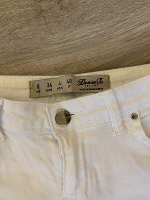 Primark Jeans skinny bianco