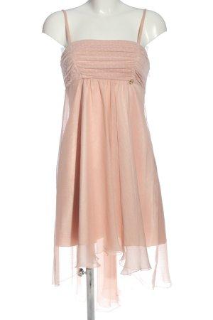 Weise Trägerkleid nude Elegant