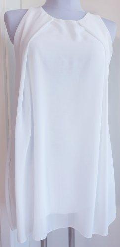 Weises Kleid Figurschmeichler