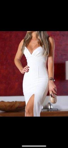 Active USA Evening Dress white