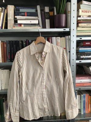BM Bluzka z długim rękawem biały-kremowy