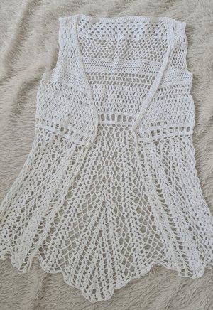 Robe de bain blanc coton