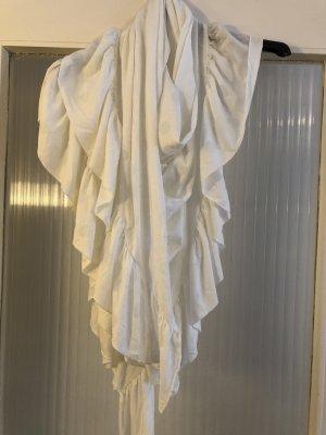 H&M Divided Chal veraniego blanco