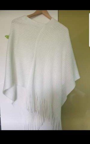 100% Fashion Manteau long blanc
