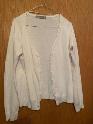 Weiß ZARA Jacke Large size