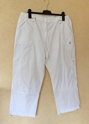 weiße 7/8 Hose, Damen, von Stooker, Größe 48
