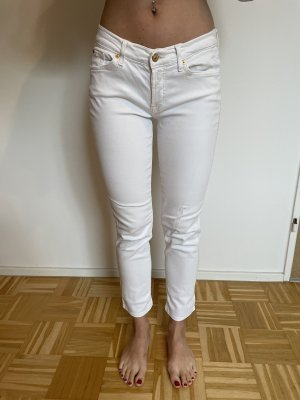 7 For All Mankind Jeans a 7/8 bianco