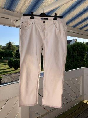 Weiße 7/8 Jeans von Arizona in Größe 46