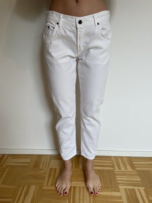 Citizens of Humanity Jeans a 7/8 bianco
