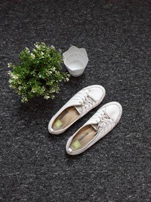 Adidas Mary Jane Ballerinas white