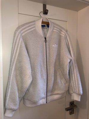 Adidas Originals Bomber Jacket white