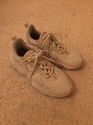 Weiße Adidas Sneaker Gr 40.5