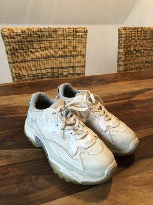 ASH Sneakers met veters wit
