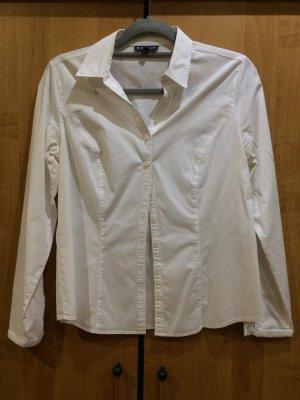 Biaggini Bluzka z długim rękawem biały