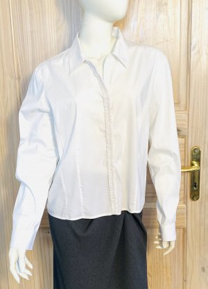 Vogue Camicia blusa bianco Cotone