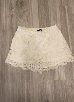 Amisu Hot Pants white
