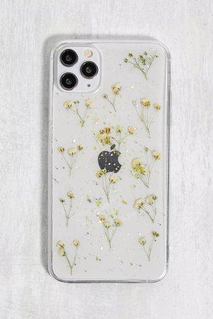 Weiße Blumen Case