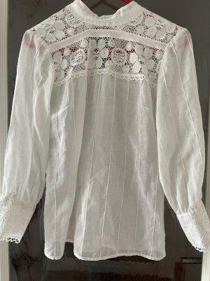 Boutique Bluzka z długim rękawem biały