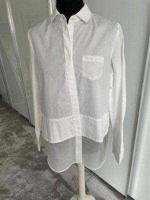 Weekend Max Mara Long Sleeve Blouse white