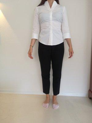 Windsor Robe chemise blanc