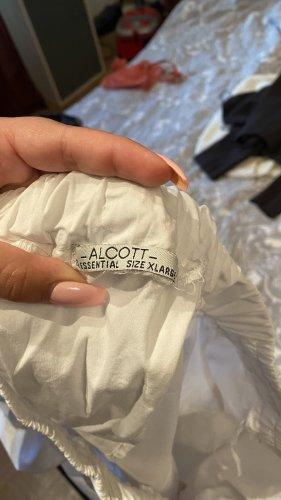 Alcott Blusa caída blanco