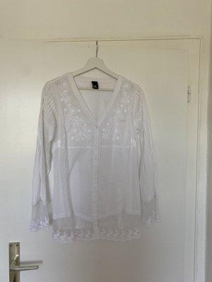 BC Best Connetions Bluzka z długim rękawem biały