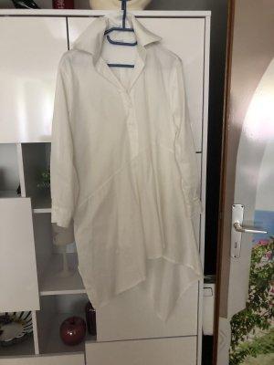 0039 Italy Blusa-camisa blanco
