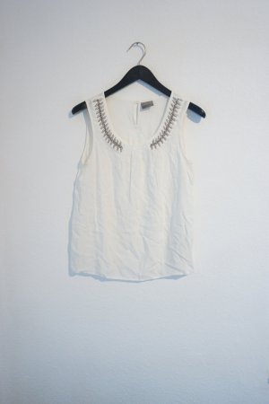 Weiße Bluse / Businessbluse