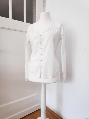 Campus by Marc O'Polo Long Sleeve Blouse white-natural white
