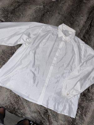 Adler Camicetta a maniche lunghe bianco