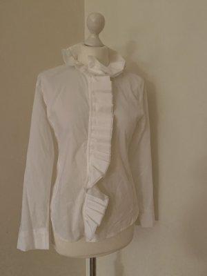 Weiße Bluse für besondere Gelegenheiten
