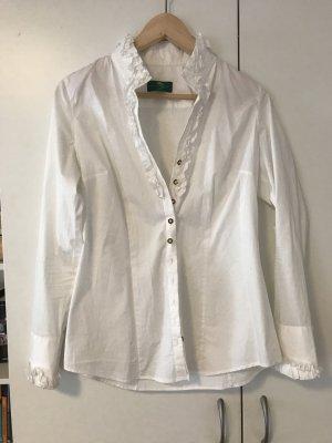Weiße Bluse Gloriette