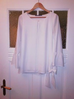 Weiße Bluse, Gr. 36