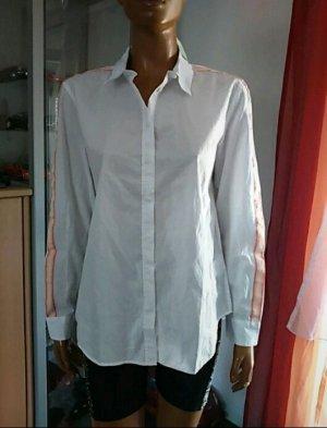 weiße Bluse Gr. 40/42