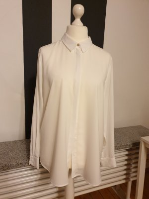 Long Blouse white