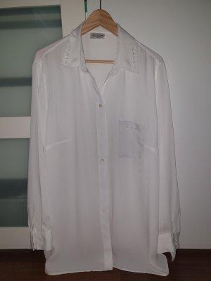 Jeunesse Jedwabna bluzka biały