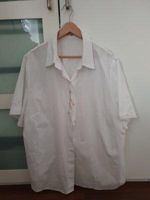 weiße Bluse Gr 54