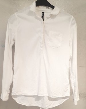 Flame Blouse-chemisier blanc