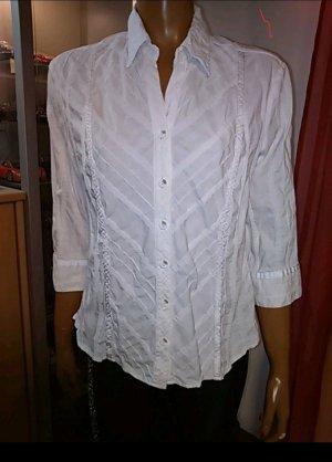 weiße Bluse Grösse 42