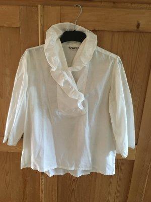 Weiße Bluse Hemd