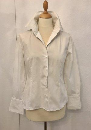 Weisse Bluse, Hemd von Esprit, Gr.34
