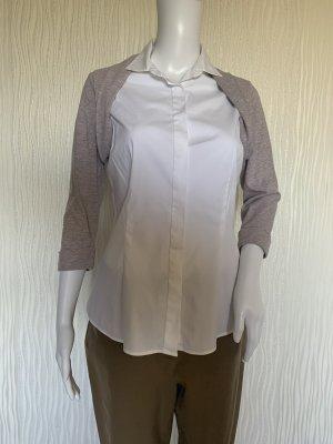 Brunello Cucinelli Shirt Blouse white-beige