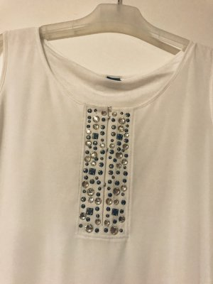 s.Oliver Long Blouse white-silver-colored