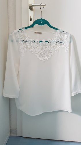 Orsay Lace Blouse white